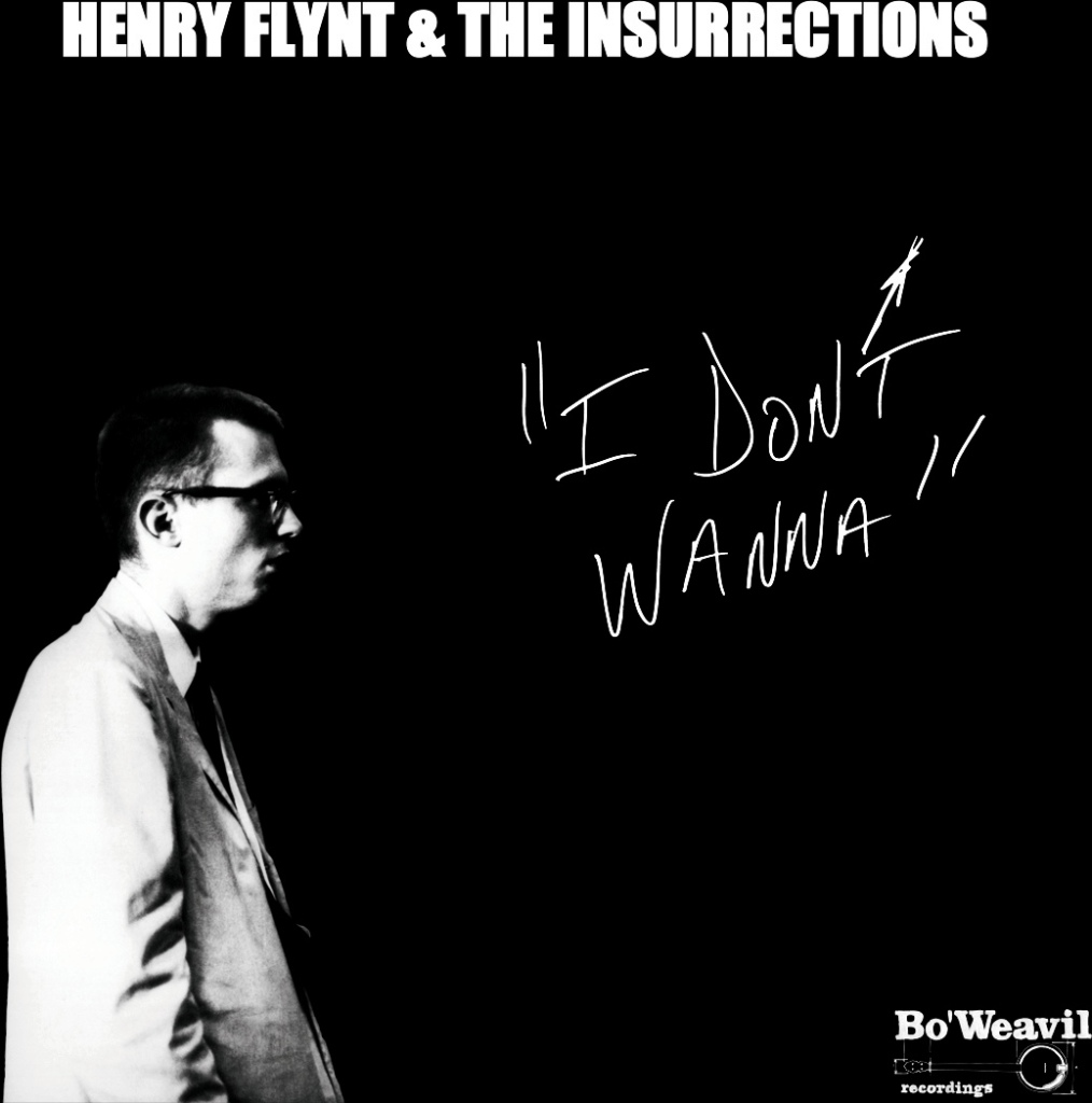 Walter De Maria plays drums on these 1966 recordings by Henry Flynt & the Insurrections, which weren't issued until 2004.