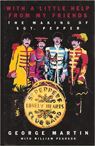 George Martin's book about producing the Sgt. Pepper album.