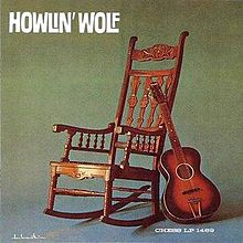 HowlinWolfRockinChair