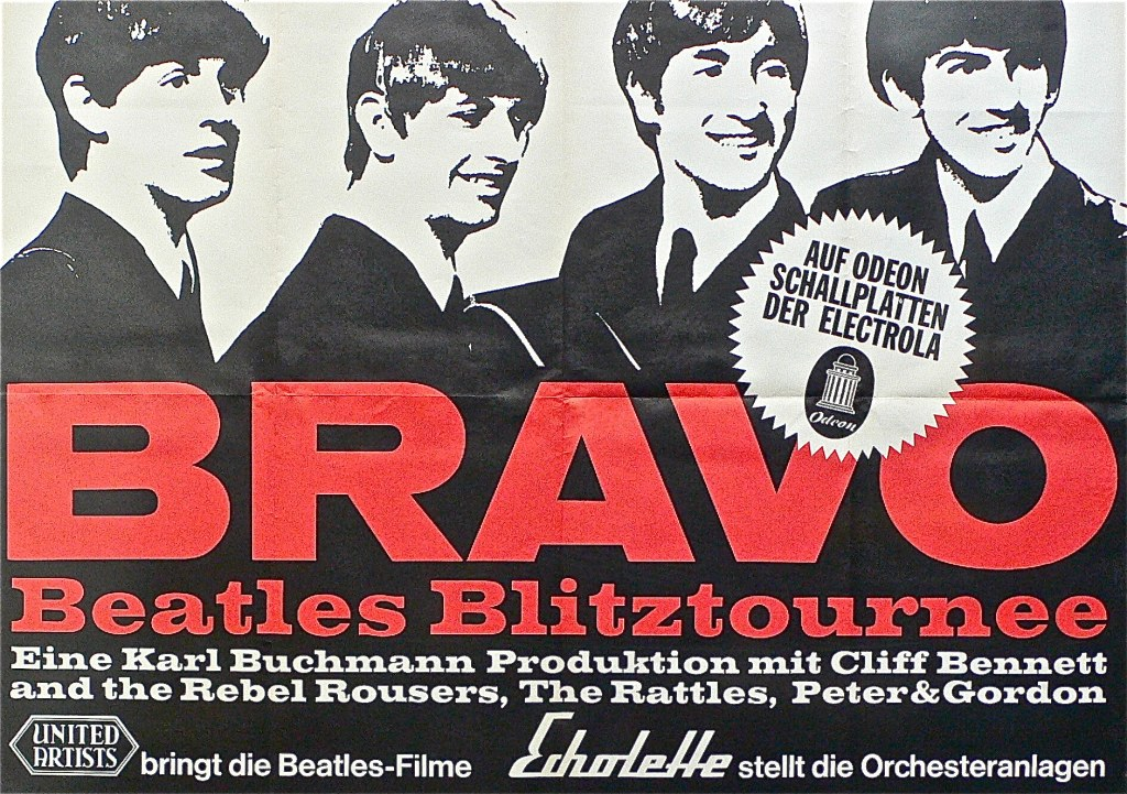 BeatlesBlitztourneePoster