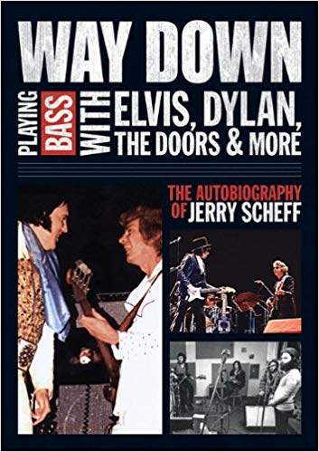 Jerry Scheff's autobiography, which has just a little on his work with the Doors.