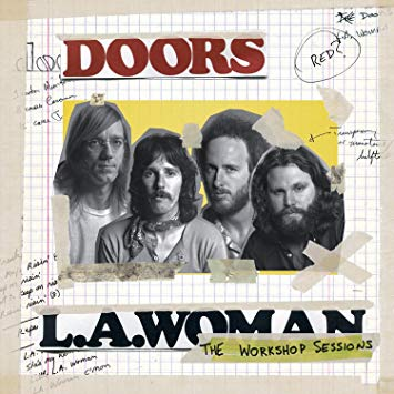Excerpts from the L.A. Woman sessions are featured on this disc.